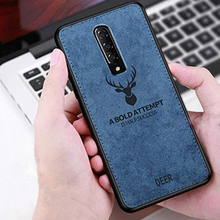 Load image into Gallery viewer, OnePlus 8 Pro (3 in 1 Combo) Deer Case + Hydrogel Film + Camera Lens Guard