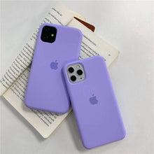 Load image into Gallery viewer, iPhone 11 Pro Max Original LOGO Silicone Case
