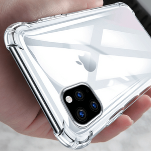 iPhone 11 - King Kong - Anti Knock Case + Tempered Glass