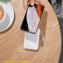 Load image into Gallery viewer, Baseus - Mini S Bracket 10000 mAh Quick Wireless Charger + Power Bank