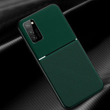 Load image into Gallery viewer, Galaxy M21 Carbon Fiber Twill Pattern Soft TPU Case