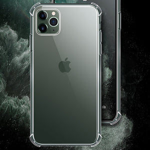 iPhone 11 (3 in 1 Combo) King Kong Case + Tempered Glass + Camera Lens Protector