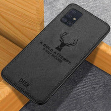 Load image into Gallery viewer, Galaxy M31s Deer Pattern Inspirational Soft Case