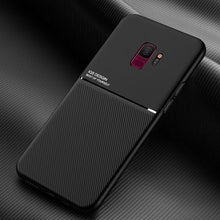 Load image into Gallery viewer, Galaxy S9 Carbon Fiber Twill Pattern Soft TPU Case
