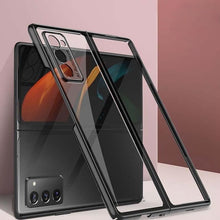 Load image into Gallery viewer, Galaxy Z Fold2 Shockproof TPU Transparent Case