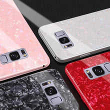 Load image into Gallery viewer, Galaxy S8 (3 in 1 Combo) Dream Shell Case + Tempered Glass + Earphones