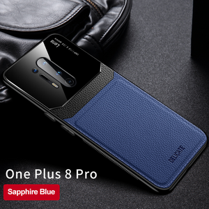OnePlus All Sleek Slim Leather Lens Case