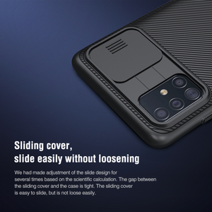 Nillkin ® Galaxy S20 Series Camshield Shockproof Business Case