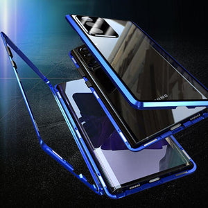 Galaxy Note 20 (Front+Back) Protection Magnetic Fit Case
