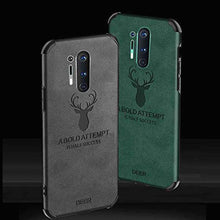 Load image into Gallery viewer, OnePlus 8 Pro Shockproof Deer Leather Texture Case