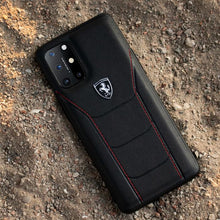 Load image into Gallery viewer, Ferrari ® OnePlus 8T Genuine Leather Crafted Limited Edition Case