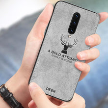 Load image into Gallery viewer, OnePlus 8 Deer Pattern Inspirational Soft Case
