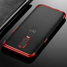 Load image into Gallery viewer, OnePlus 6T (3 in 1 Combo) Special Edition Case + Tempered Glass + Camera Lens Guard