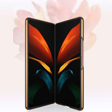 Load image into Gallery viewer, Galaxy Z Fold2 Deer Pattern Inspirational Glass Case