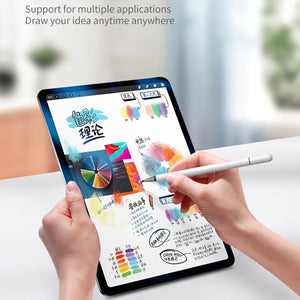 WiWU ® Pencil One 2 in 1 Passive Stylus Dual Purpose Pen