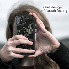Load image into Gallery viewer, iPhone 11 - Nillkin - Camouflage Design Fabric Case