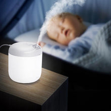 Load image into Gallery viewer, Baseus ® Air Humidifier With Night Lamp