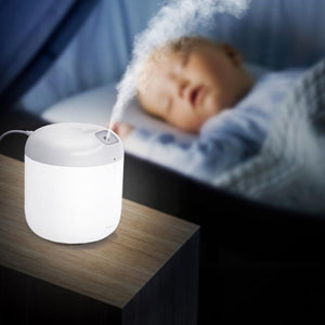 Baseus ® Air Humidifier With Night Lamp