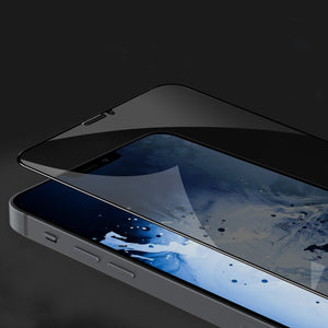 iPhone 12 Pro Max Privacy Tempered Glass [ Anti- Spy Glass ]