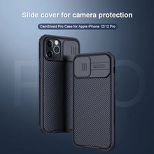 Load image into Gallery viewer, Nillkin ® iPhone 12 Pro Camshield Shockproof Business Case
