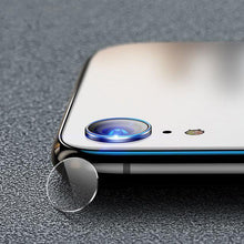Load image into Gallery viewer, TOTU ® iPhone XR Camera Lens Glass Protector and Ring