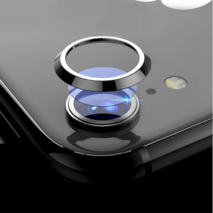 TOTU ® iPhone XR Camera Lens Glass Protector and Ring