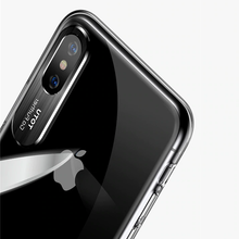 Load image into Gallery viewer, TOTU ® iPhone XS Clear Camera Protective Case