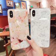 Load image into Gallery viewer, iPhone XS Premium Snow White Soft Silicone Back Case