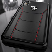 Load image into Gallery viewer, Ferrari ® iPhone All Genuine Leather Crafted Limited Edition Case