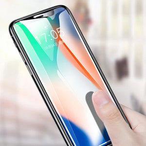 iPhone X Series 5D Tempered Glass Screen Protector