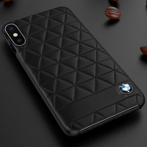 BMW ® iPhone X Leather Texture Edition Case