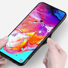 Load image into Gallery viewer, Galaxy S10 Lite (3 in 1 Combo) Glass Back Case + Tempered Glass + Camera Lens Guard