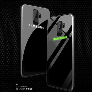 Galaxy S9 Plus Radium Case + Tempered Glass + Earphones