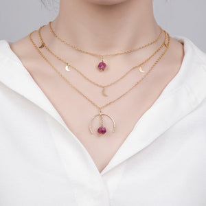 Azin Layered Necklace
