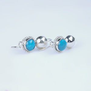 Bactrain Earrings