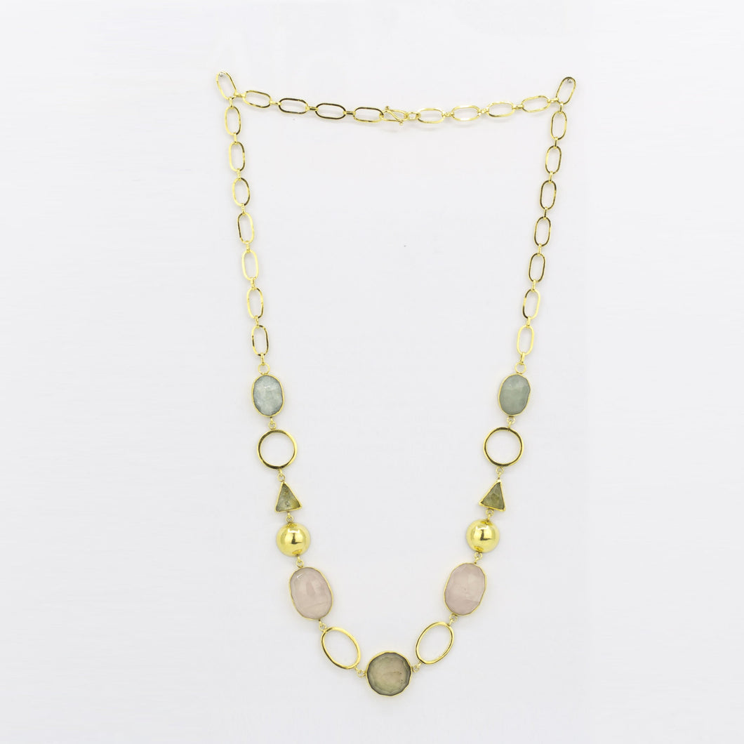 Long necklace- Veezha