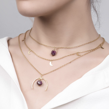 Load image into Gallery viewer, Azin Layered Necklace