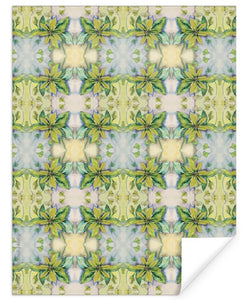Yellow Clematis - Gift Wrap