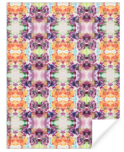 Spring Flowers - Gift Wrap