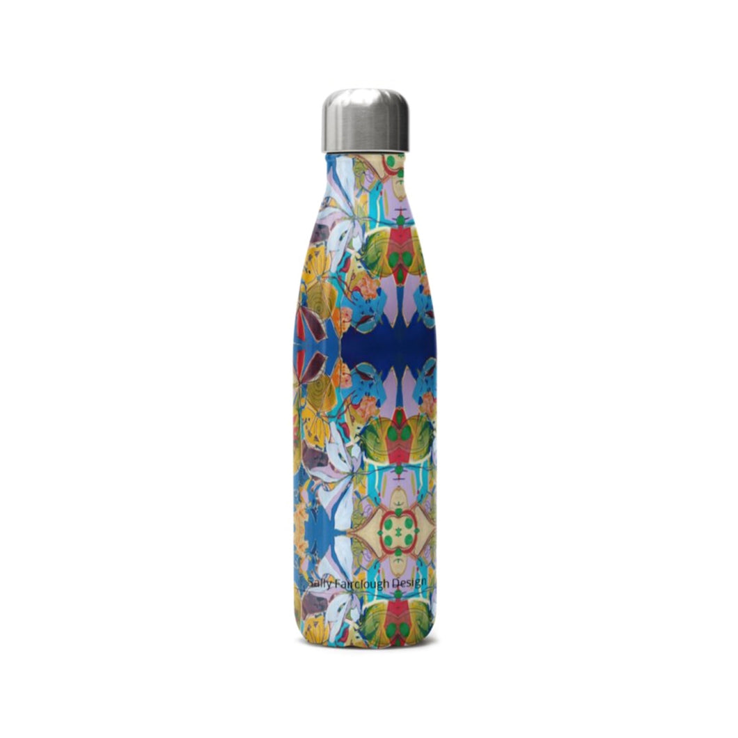 Autumn Leaves - Stainless Steel Thermal Water Bottle