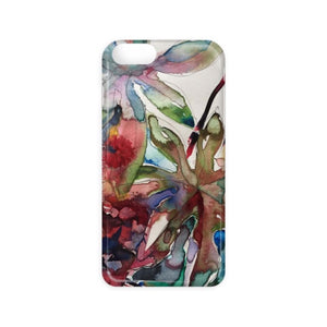 Caster Oil Leaf - Phone Case