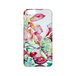 Pink Clematis  - Phone Case