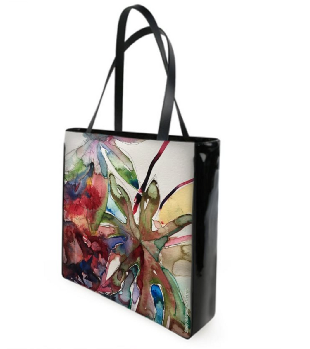 Caster Oil leaf - Shopping Bag