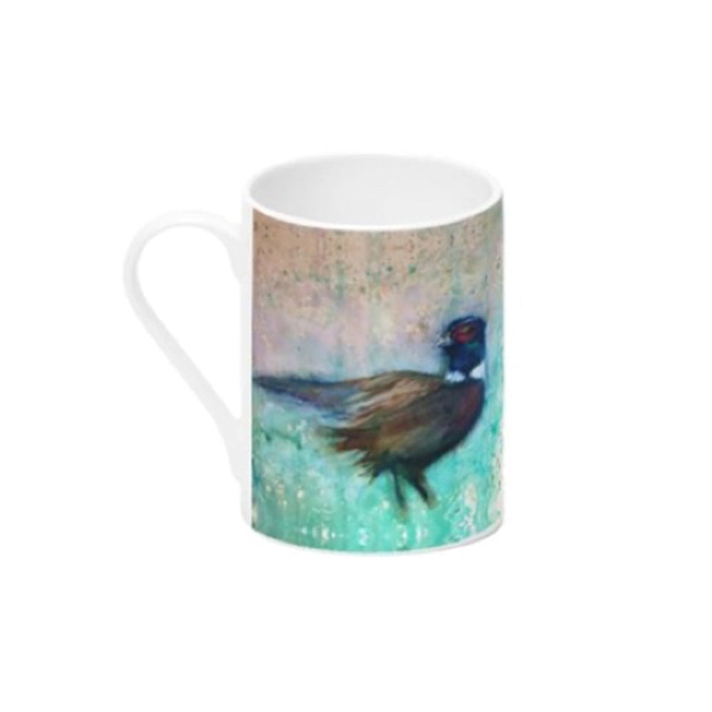 Pheasant - Bone China Mug