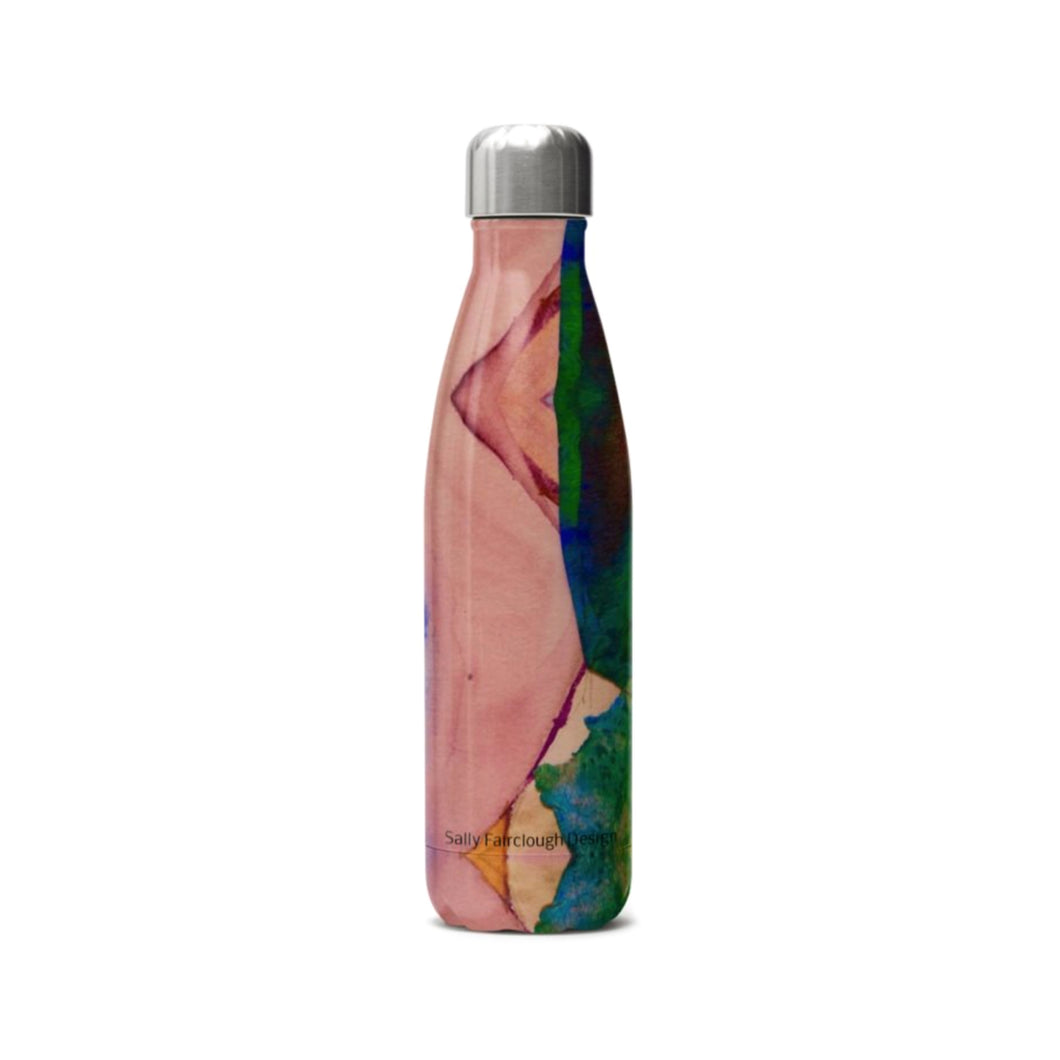 Walk in the Pink - Stainless Steel Thermal Water Bottle