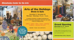 Art of the Holidays in Wayzata