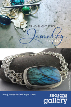 Candlelight Stroll Jewelry Trunk Show