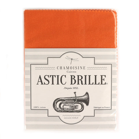Astic-Brille Silver Polishing Cloth