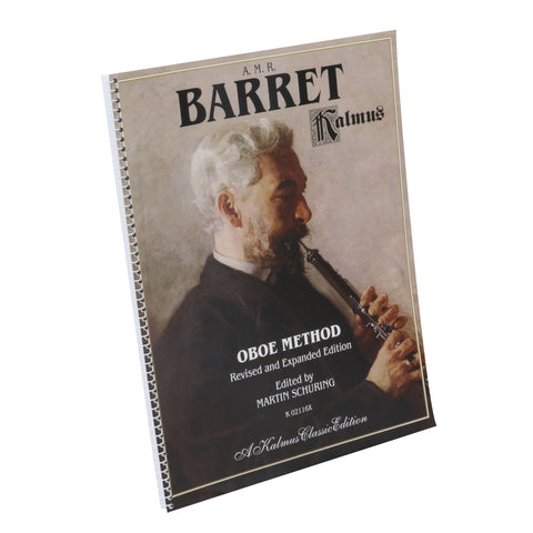 Barret - Oboe Method - Martin Schuring Edition