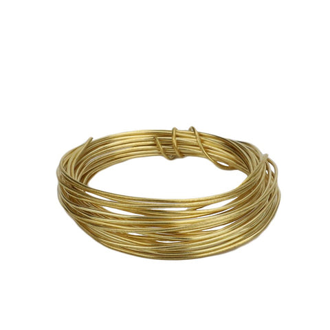 Bassoon Wire, 22 Gauge, Brass